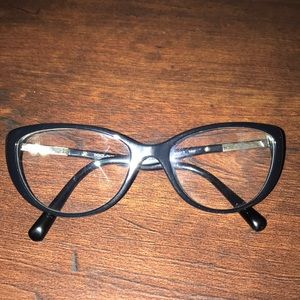 Dolce Gabbana cat eye eyeglasses